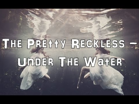 The Pretty Reckless - Under the Water [Acoustic Cover.Lyrics.Karaoke]