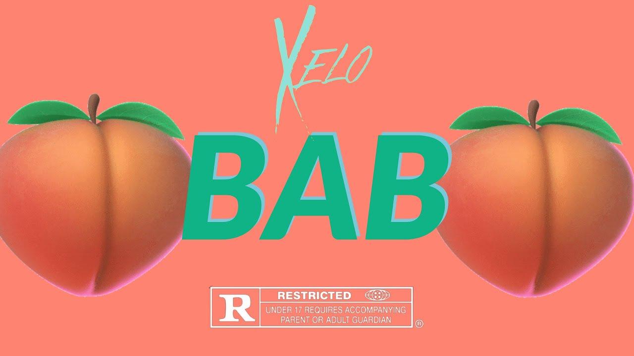 Download XELO - 🍑 BAB 🍑  (Sekkle & Bop RMX)