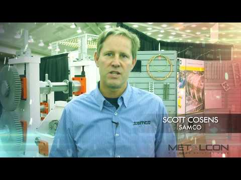 Samco Machinery  METALCON 17 Short Promo