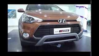 Cars Dinos Hyundai i20 Active First Drive Review, Walkaround price, mileage, etc. смотреть