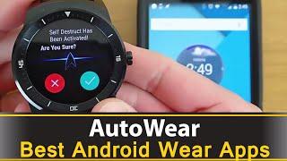 AutoWear - Best Android Wear Apps Series