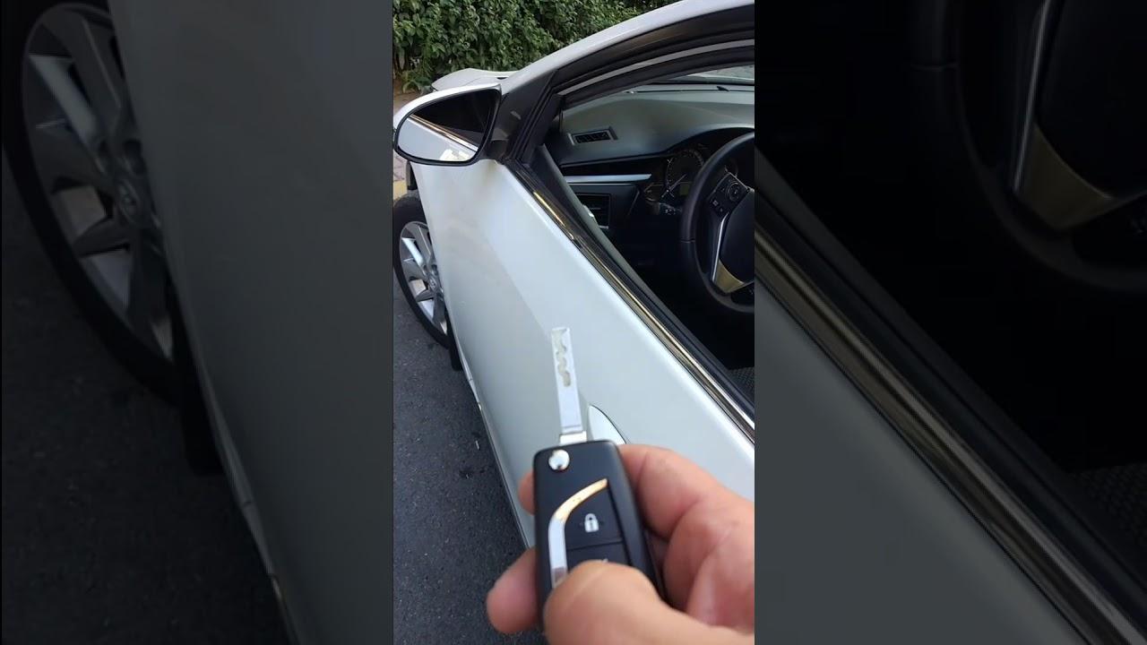 2013 corolla cam kapama modülü çift basmalı - youtube