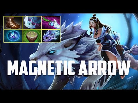 Miracle- Mirana Magnetic Arrow