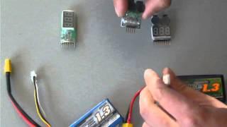 видео Схемы индикаторов разряда li-ion аккумуляторов для определения уровня заряда литиевой батареи (например, 18650)