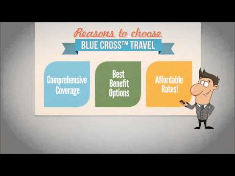 BLUE CROSS® MEDICAL INSURANCE - CANADA