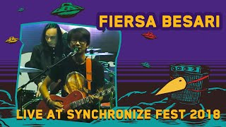 Download lagu Fiersa Besari Live at Synchronizefest 5 Oktober 2018