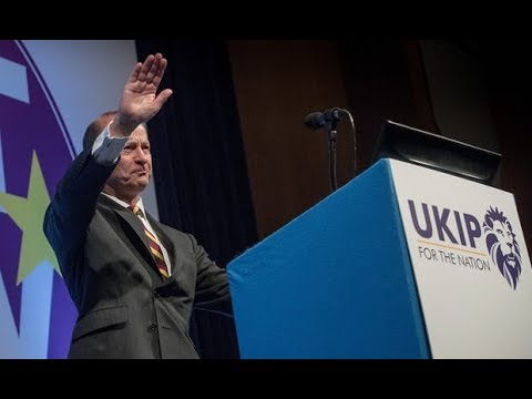 Henry Bolton: Newly Elected UKIP Leader Addresses The Party's Conference (09/30/2017)