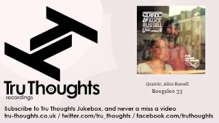 Quantic, Alice Russell - Boogaloo 33 - feat. The Combo Bárbaro
