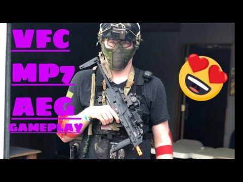 VFC MP7 AEG GAMEPLAY