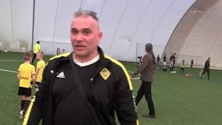 CZ4-Fc Yellow Junior z Kudełkiem w Legnicy pod balonem - Juventus Legnica - IV meczyk -Decathlon Cup