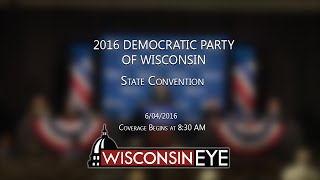 Democratic Party of Wisconsin State Convention - Day 2