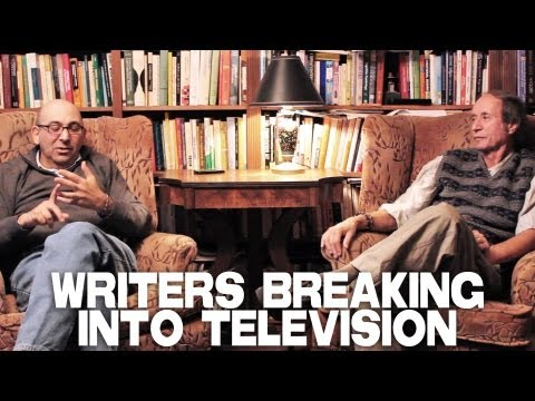 How Writers Can Break Into Television by Peter Desberg & Jeffrey Davis