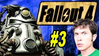 FALLOUT 4 Gameplay | Part 3 | Let