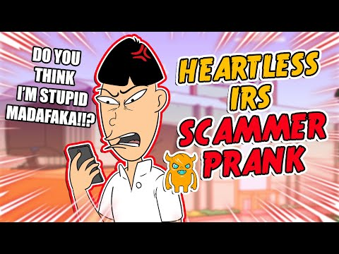 Download Youtube: INSANELY HEARTLESS IRS TAX SCAMMERS - Ownage Pranks