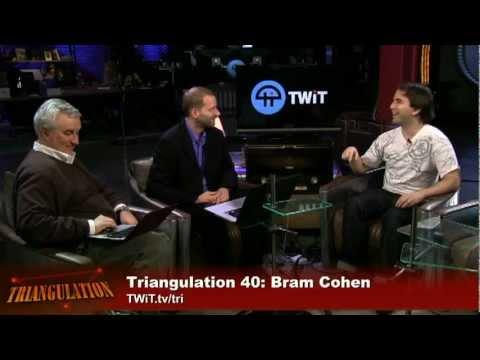 Triangulation #40: Bram Cohen