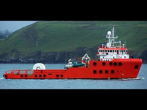 For Sale: 191' OFFSHORE SEISMIC SUPPORT VESSEL - USD 15,000,000