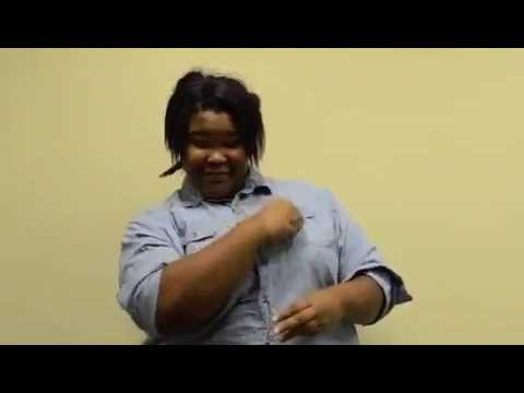 Dr. Nathie Marbury - Black Deaf ASL teacher and storyteller