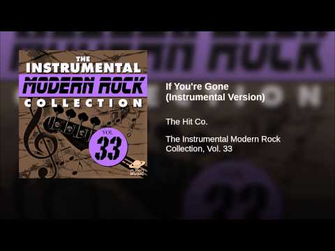 If You're Gone (Instrumental Version)
