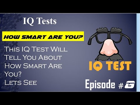 IQ Test Questions And Answers|| IQ Quiz 2020 || Episode ...