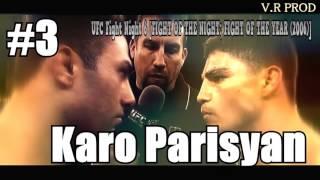 Diego Sanchez Top 7 Most Spectacular Fights