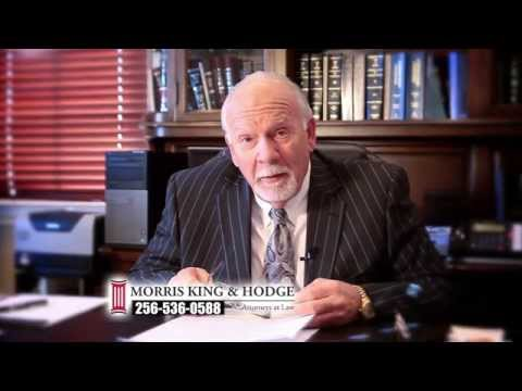 Morris, King & Hodge Car Accident & Personal Injury Lawyers in Huntsville AL
