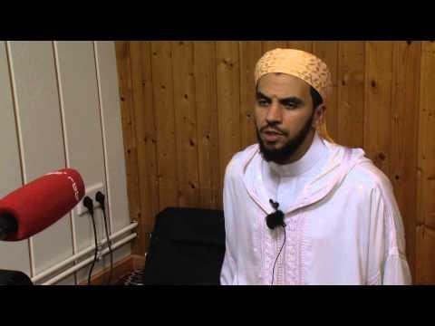 Interview für den RBB - Abdul Adhim