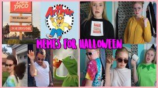 Top 5 Meme Halloween Costumes // Miranda Allyn