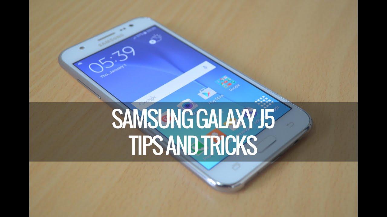 Samsung Galaxy J5 J7 Tips And Tricks Youtube S Circuit Diagram