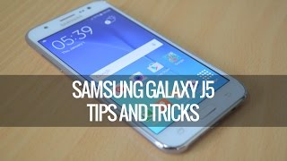 Samsung Galaxy J5/J7 Tips and Tricks