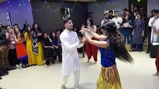 Mein Tera Boyfriend / Dance group Lakshmi / Diwali evening with Indian students