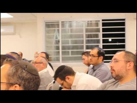 Rav Ouri Cherki 07/11/15 Givat Shmuel