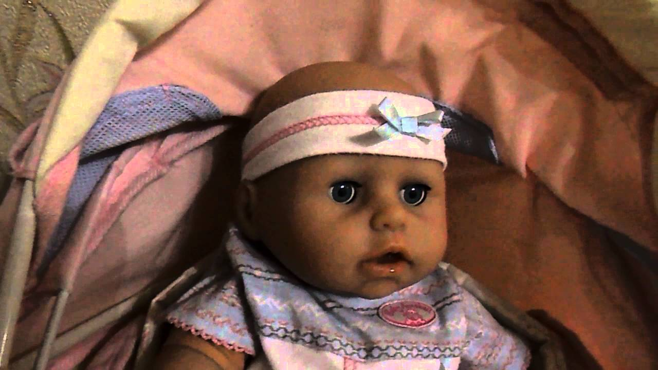 Кукла Zapf Creation Baby Annabell версия 5 - YouTube