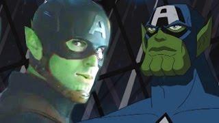 Las referencias a los Kree y los Skrull en el Cine y la Televisión ¿Se adaptara invasión Secreta?
