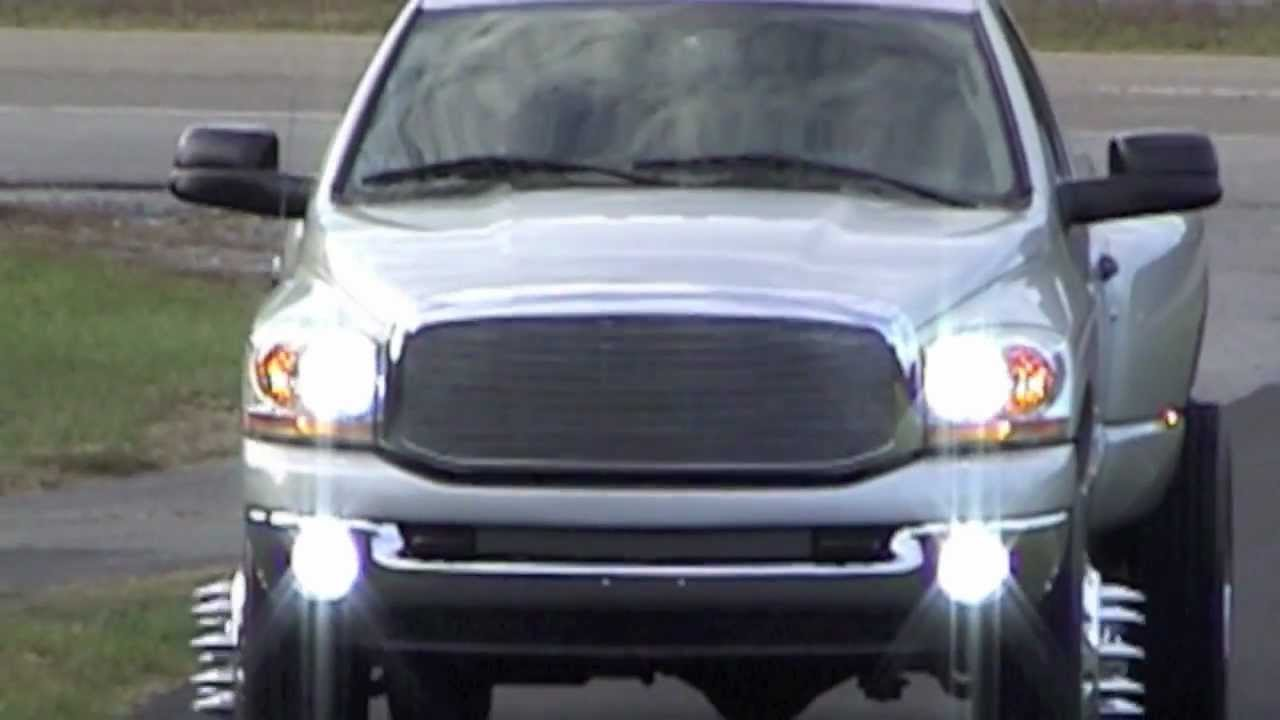 2006 Dodge Ram 3500 Dually Project - YouTube