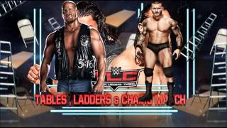 WWE ROBLOX TLC 2015 MATCH CARD OFFICAL THEME SONG