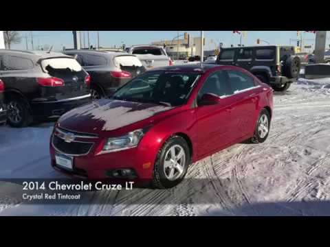 2014 Chevy Cruze LT Review - YouTube