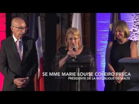 14 juillet 2017 - Ambassade de France à Malte - Bastille Day in Malta !