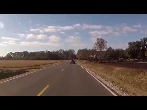 Louisiana Chapter K Ride to Rita Mae's in Morgan City Louisiana