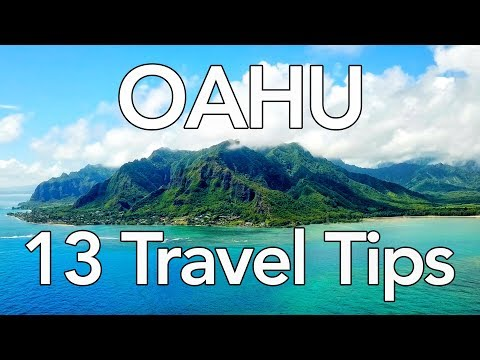 Hawaii Travel Guide – 13 Tips for a FANTASTIC Trip to Oahu