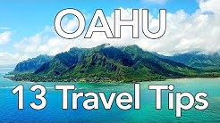 Hawaii Travel Guide - 13 Tips for a FANTASTIC Trip to Oahu
