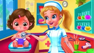 Baby Care & Fun Doctor Games for Kids