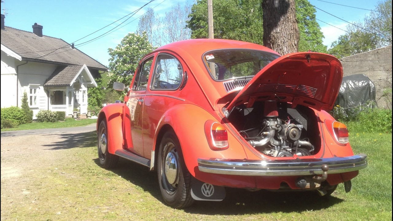 Tmbryhn custom Aircooled VW 1776cc - A to Z - YouTube