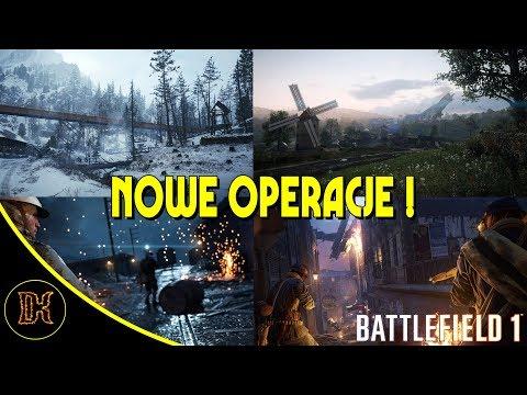 NOWE OPERACJE  już niedługo w Battlefield 1! thumbnail