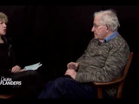 Noam Chomsky on social justice system in the U.S.