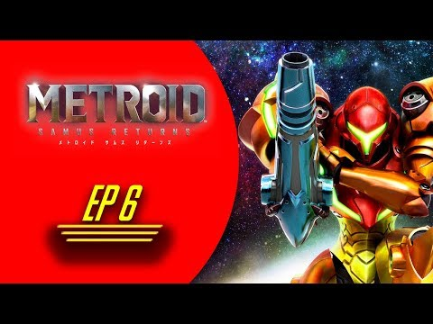 Metroid: Samus Returns [Walkthrough #06] - Area 5 [Gravity Suit | Screw Attack | Plasma Beam]