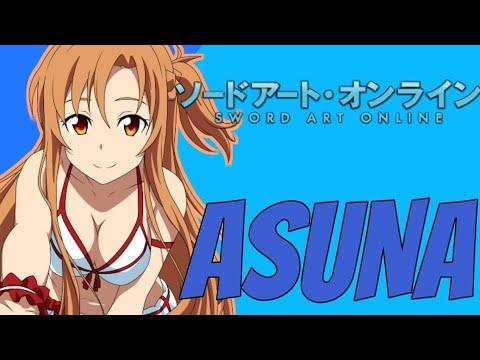 Yuuki sexy asuna Sword Art