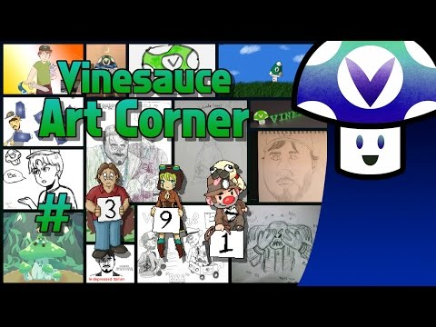 [Vinebooru] Vinny - Vinesauce Art Corner (part 391)