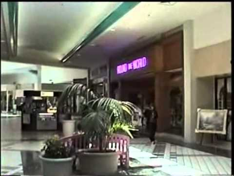 Dead Malls-Tour of old Clearwater Mall in Florida