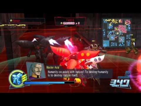 Dynasty Warriors Gundam - Original Mode [Puru-Two] Mission 5: Satellite Elevator