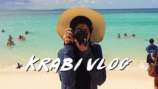KRABI VLOG: Sight-seeing & Island Hopping 🌴 | #ohhanantravels